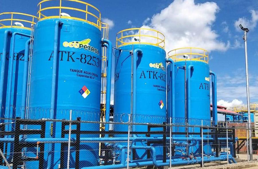 Reúso De Agua De Producción Para La Generación De Energía