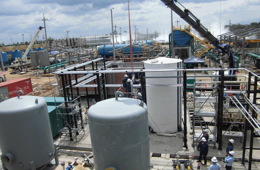 Recuperación De Crudo En Aguas De Producción